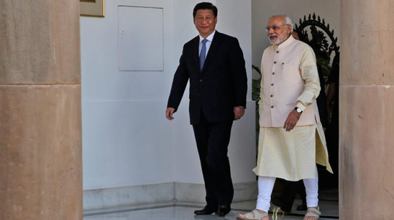 There were reports that Modi and Xi may meet on the sidelines of the G20 Summit to resolve the Sikkim standoff.(Photo: AP)