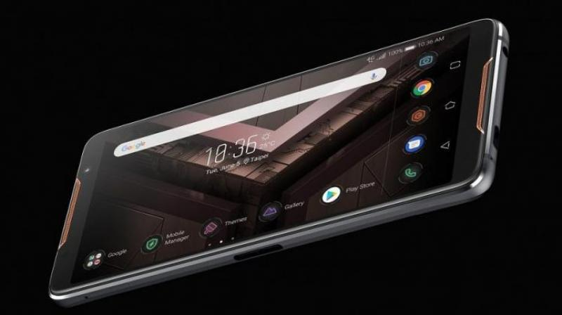 ASUS is all set to launch its highly awaited flagship gaming smartphone ASUS ROG Phone 2 on the 23rd of this month, according to an announcement through a tweet on its official twitter handle.
