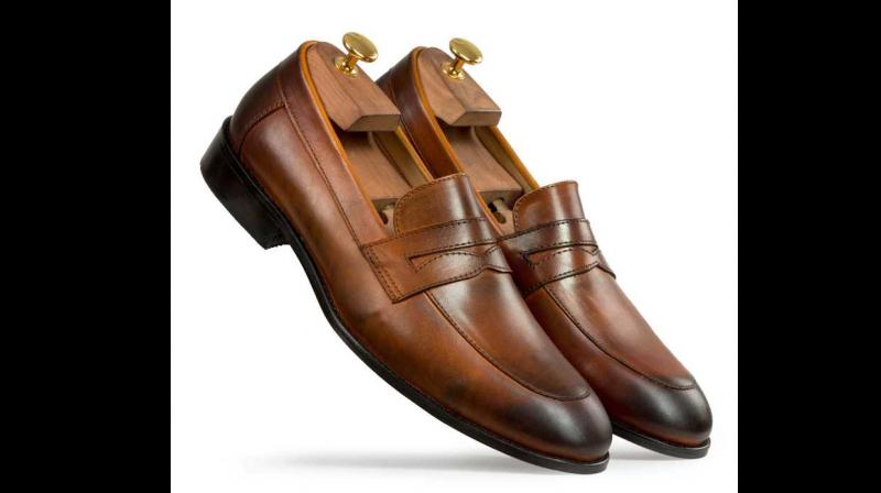 Unlike black, brown leather comes in an endless variety of shades, allowing you to create a distinguished shoe collection that is unique. (Photo: File)