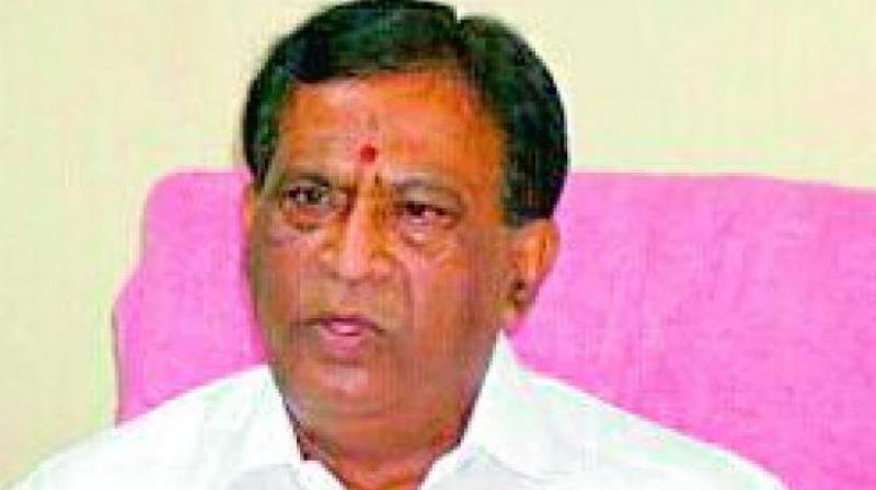 Sports Authority of Telangana State chairman A. Venkateshwar Reddy