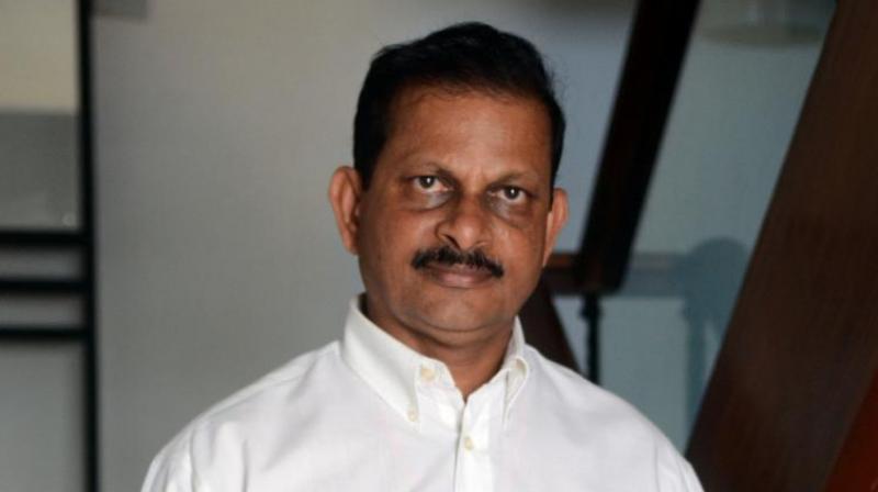 Team India head coach aspirant Lalchand Rajput (Photo: Shripad Naik/DC)