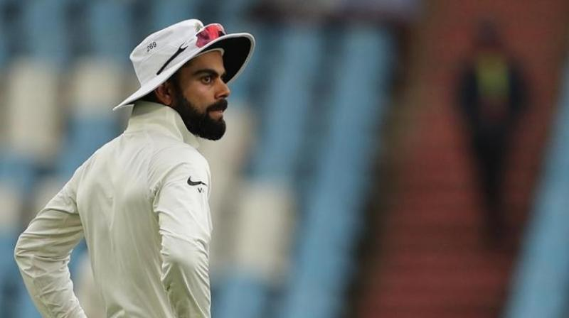 The Board of Control for Cricket in India (BCCI) on Sunday dubbed media reports of Indian skipper Virat Kohli being served with a CoA memo as 'baseless'. (Photo: BCCI)