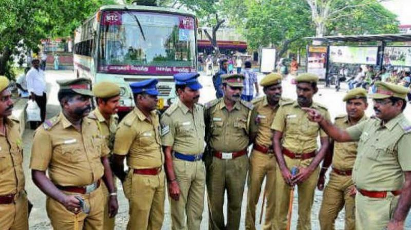 Special police teams will be posted in and around the Nampally court premises (Representational Image)