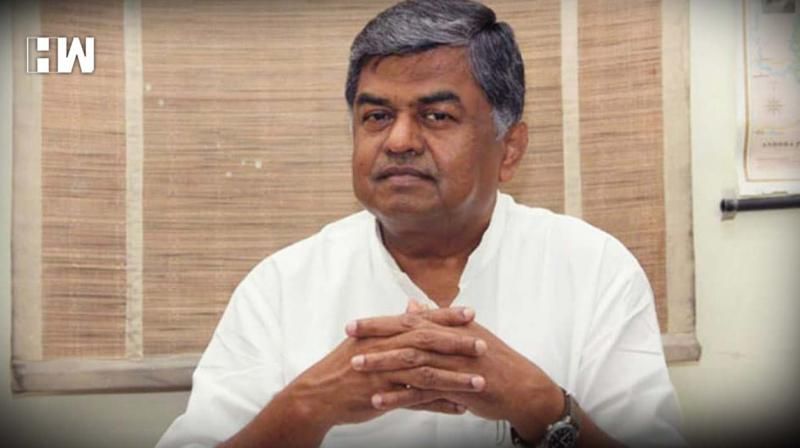 This is not the first time Hariprasad gave a controversial comment.  (Photo: File)