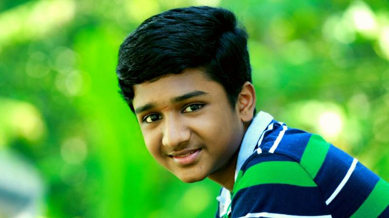 Actor Swaraj Gramika discovered his love for acting in school.