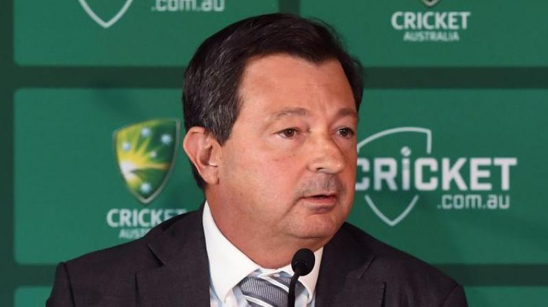 Cricket Australia chairman David Peever announced his resignation on Thursday, three days after a report saying Cricket Australia was arrogant and bent on winning at all costs in a review of its culture and governance commissioned after the ball-tampering scandal in South Africa. (Photo: AFP)