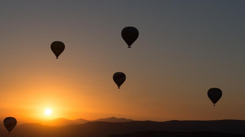 A team of researchers from Montana State University has partnered with NASA to participate in the Space Grant Ballooning Project to send more than 50 high-altitude balloons 80,000 feet up to capture the solar eclipse as it crosses the country on Aug. 21. (representational image)