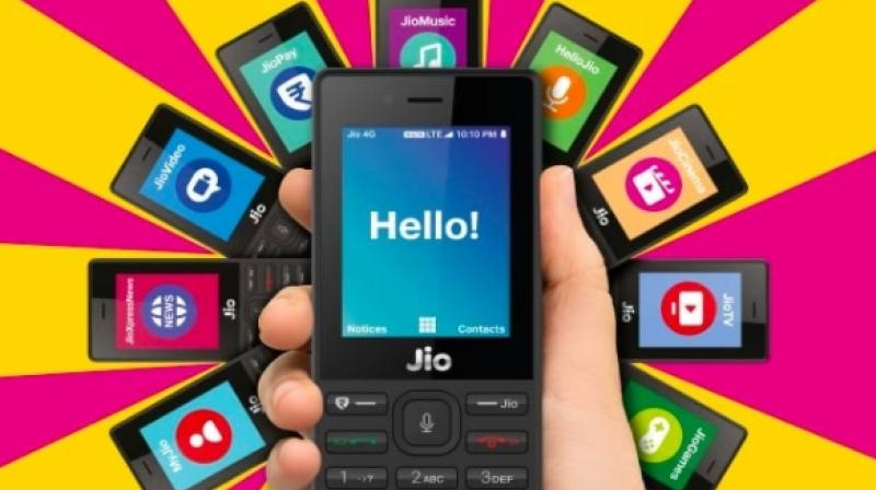 Jio launches lowest rental of Rs 49 for function telephone customers