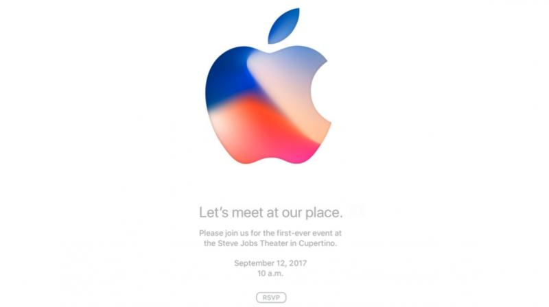 """The keenly anticipated event will be the first to take place in the Steve Jobs Theater at its new """"spaceship"""" campus in Silicon Valley. (Photo: File)"""