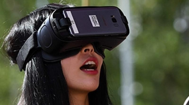 The results showed an 8.8 per cent improvement overall in recall accuracy using the VR headsets. (Photo: File)