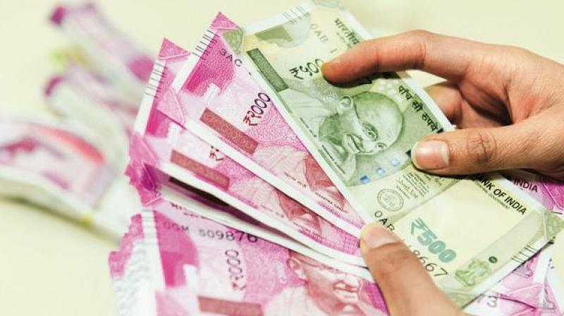 NPAs of scheduled commercial banks (SCBs), after reaching a peak of Rs 10,36,187 crore as on March 31, 2018, have declined by Rs 1,02,562 crore to Rs 9,33,625 crore as on March 31. (Photo: Representational/PTI)
