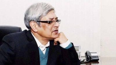 This is regarding the fact that the estimate was done by NCAER (National Council of Applied Economic Research) for the ninth Finance Commission for terminal ideal GST, whereas GST -- which is work in progress - may take 20 years. It is not that you are going to get 1.5-2 per cent (additional) GDP growth overnight, said Bibek Debroy, Chairman, Economic Advisory Council to the Prime Minister. (Photo: File | PTI)