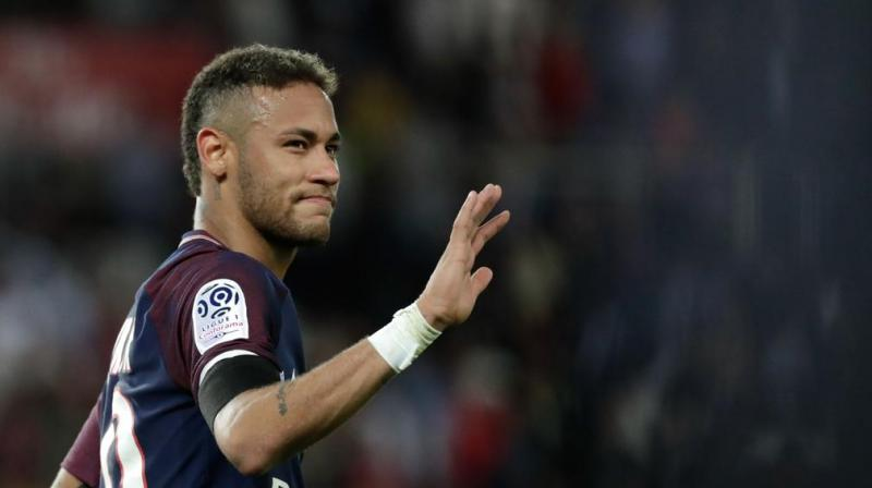In Neymar's absence PSG were beaten by Real Madrid in the Champions League but have regained the French league title and the League Cup. (Photo: AFP)