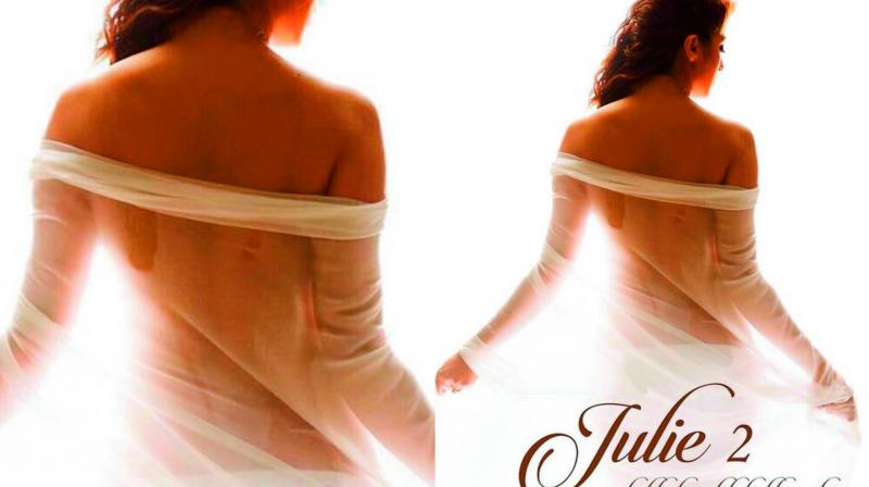 Some scenes of Raai Laxmi in Julie 2 Leaked !!!