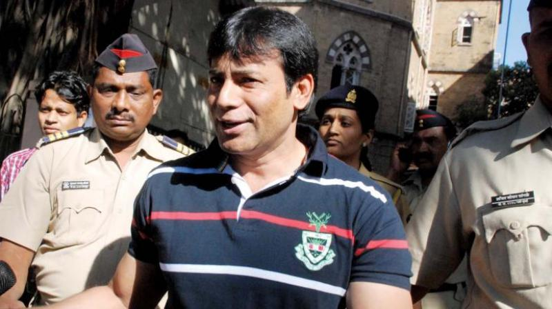 n the notice, Abu Salem also threatened the makers with defamation case if the scenes are not removed within a period of 15 days. (Photo: File)