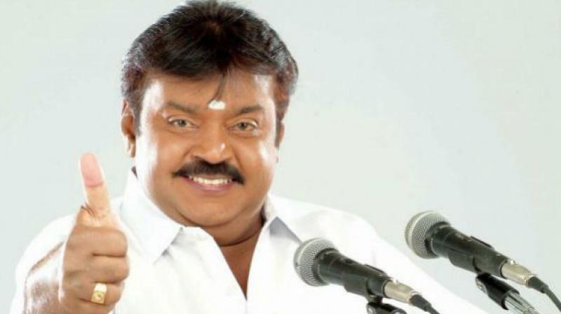 Sutheesh, brother-in-law of DMDK founder Vijayakanth, said though the party had started off its alliance talks with the BJP, the latter informed them that the coalition in Tamil Nadu will be led by the AIADMK. (Photo: File)