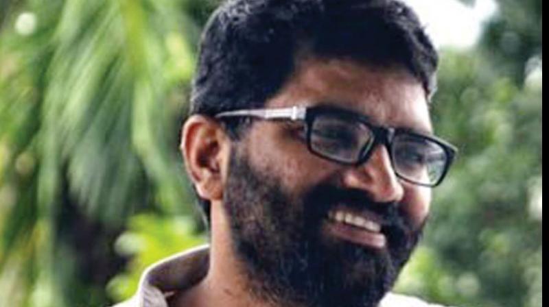 Director Sajin Babu