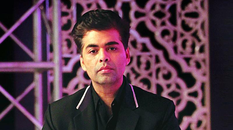 Is Karan Johar being made a scapegoat?