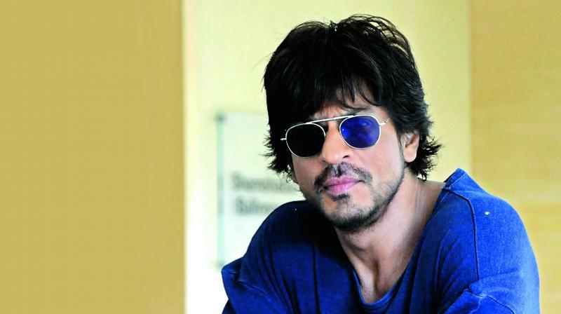 Why Shah Rukh saw 'The Lion King' 40 times