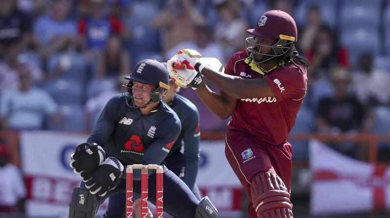 West Indies-England 3rd ODI abandoned because of rain