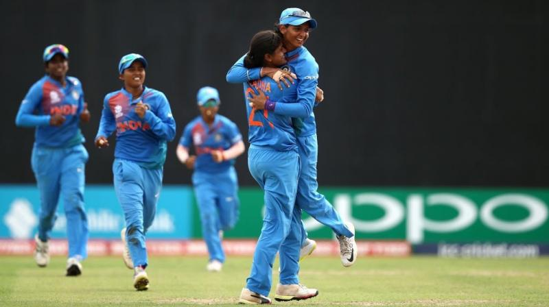 To their credit, the 'Women in Blue' have been able to build on that momentum and a fantastic run in the ongoing World T20 is a testimony to that. (Photo: BCCI)