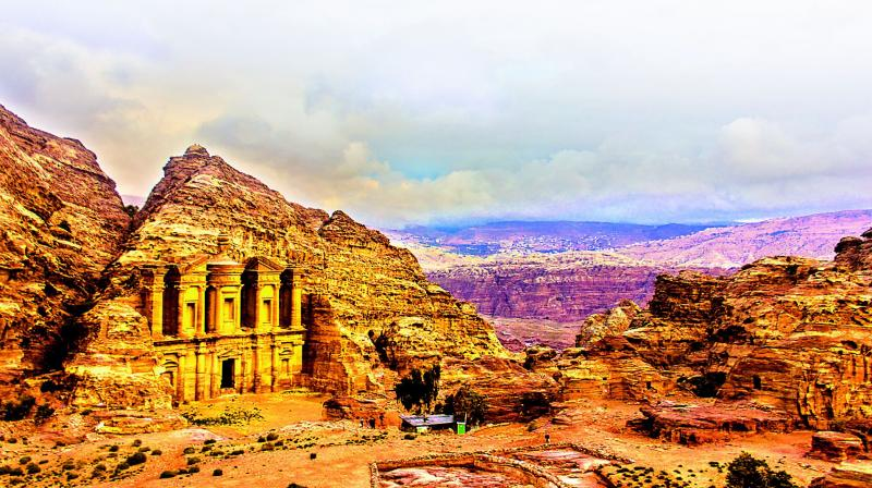 It is this mastery of hydraulic engineering that helped the Nabateans raise a thriving civilisation in an inhospitable terrain.