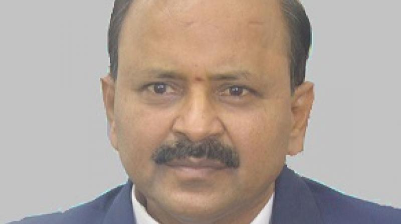 Vizianagaram collector M. Hari Jawaharlal