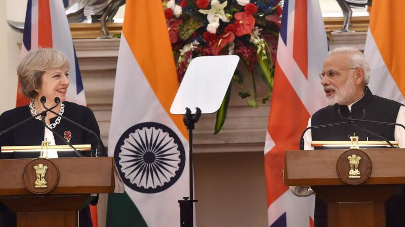 An unhappy Modi also told his British counterpart that whenever Indian fugitives take shelter in Britain, it takes a lot of time to extradite them to India. (Photo: File)