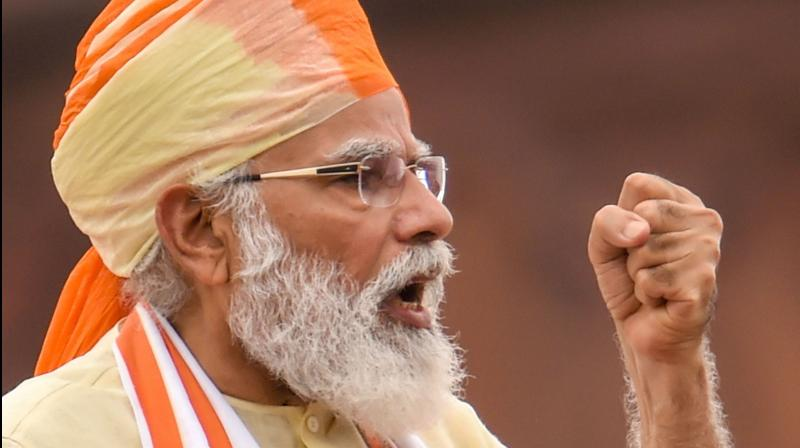 PM Modi pushes for toys inspired by Indian culture to mould children's minds - Deccan Chronicle