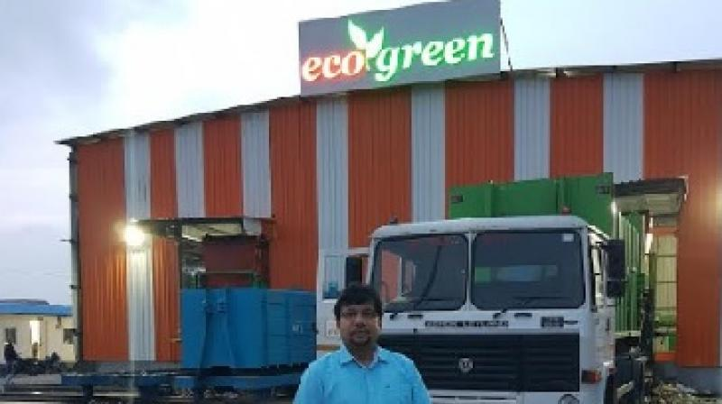 Ankit Aggarwal - CEO, Ecogreen Energy