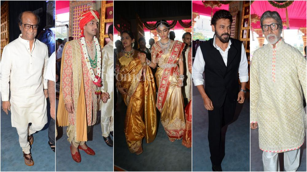 Malaika, Shilpa, Dia, others dazzle at grand cruise wedding