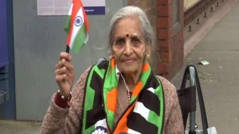 Patel revealed that she has been watching the game for decades. (Photo:ANI)