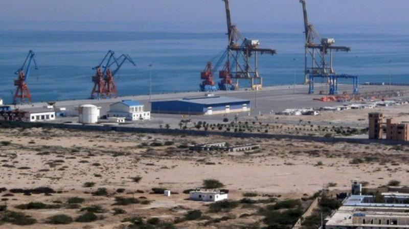 CPEC was launched in 2015 when President Xi Jinping visited Pakistan and it now envisages investment of around USD 50 billion in different projects of development in Pakistan. (Photo: AFP)
