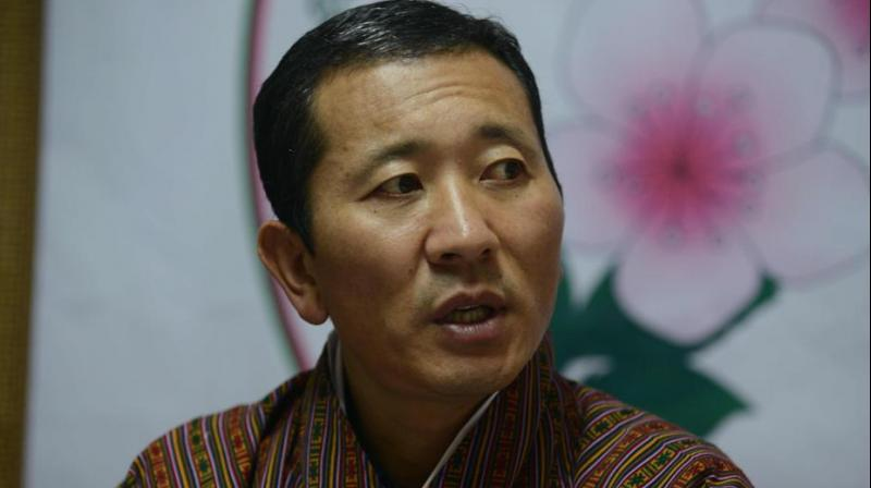 Tshering, who trained in Bangladesh, Japan, Australia and the United States, began his political career in 2013, but his party failed to make headway in that year's election. (Photo: AFP)