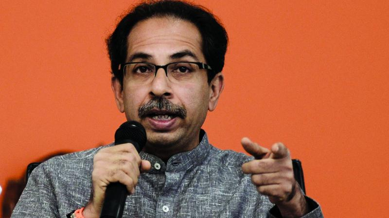 'Sadhvi made a wrong comment, for which she later apologised,' Thackeray told reporters. (Photo: File)