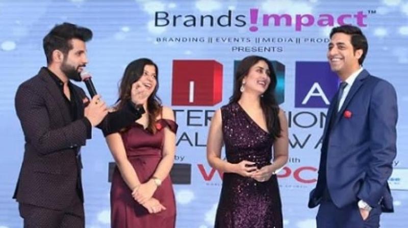Brands Impact International Quality Awards.