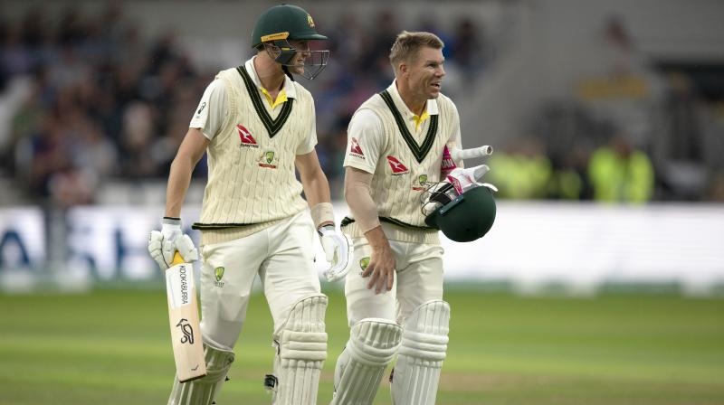 Steve Smith, who missed the third Ashes Test match due to concussion, is also likely to return in the fourth match. And if he returns, the team will have to make way for Smith.  (Photo:AP)