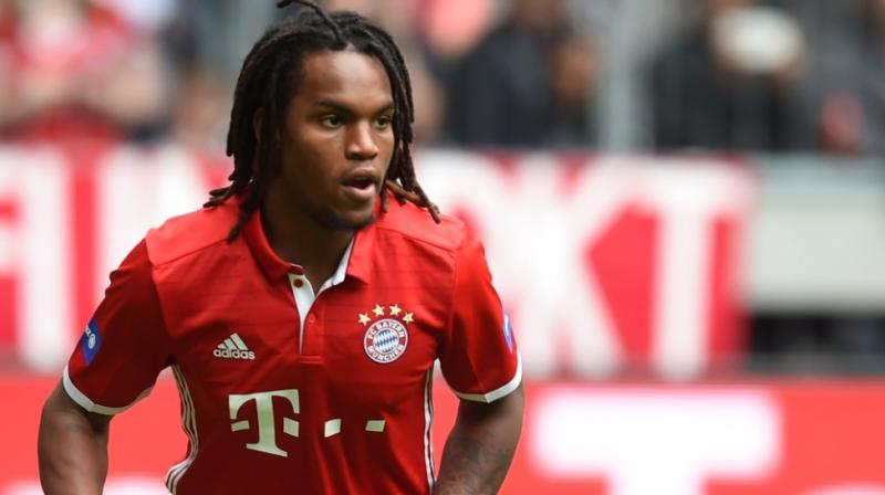Portugal gave a surprise recall to Renato Sanches, the Euro 2016 winner whose career has since nosedived, as they named their squad for next month's Euro 2020 qualifiers on Thursday. (Photo:AFP)