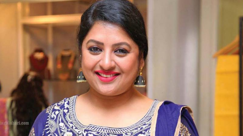 Sana, who has acted in more than 500 films in all south languages, is making her foray into television with a mega soap on a Tamil satellite channel.