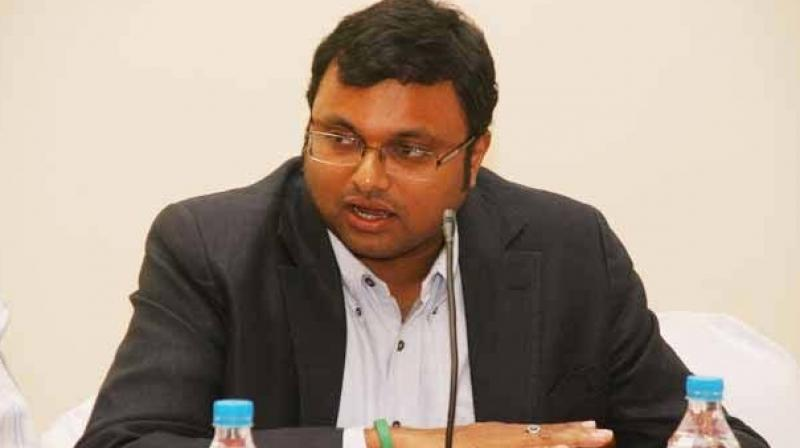 Centre, CBI to reply by 12 Feb to Karti plea
