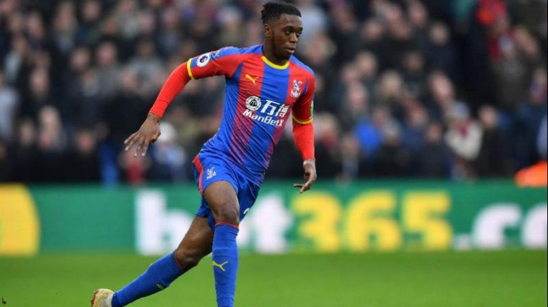 An initial fee of 45 million euros with an extra 5 million in add-ons has reportedly been agreed between the clubs, making Wan-Bissaka the most expensive defender in United's history. (Photo: AFP)