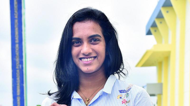 P.V Sindhu (Photo: DC)