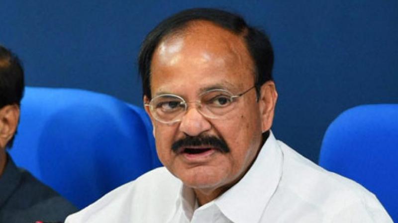 Vice-President M. Venkaiah Naidu