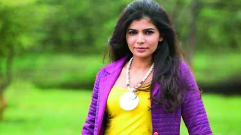 Image result for chinmayi angry