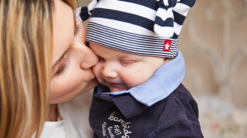The study also revealed that mothers have to succeed only 50% of the time for a bond to form between mother and child. (Photo: Representational/Pixabay)