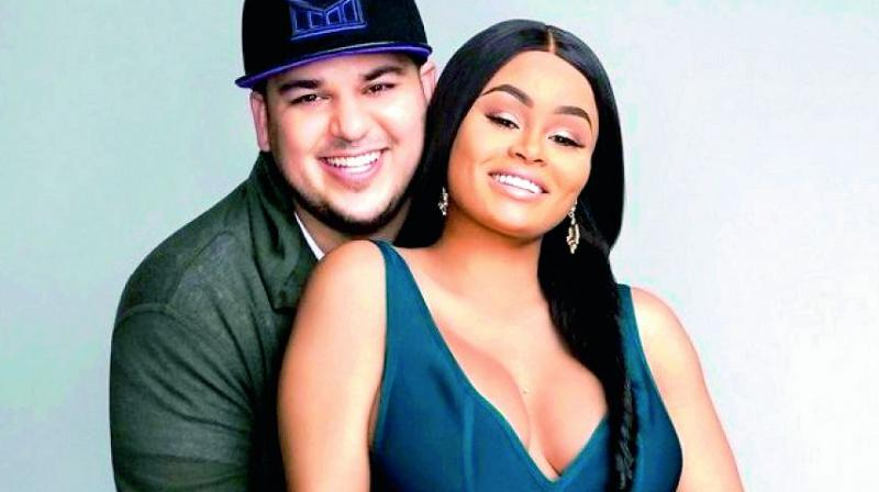 Rob Kardashian To Take Chyna To Court Over Dream's Safety