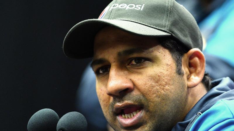 With bad weather forecast for Taunton on Wednesday, Sarfaraz said his team are ready for a shortened match. (Photo: AFP)