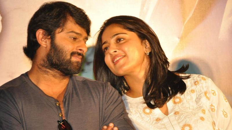 Prabhas and Anushka Shetty have also worked in films like 'Mirchi' and 'Billa.'