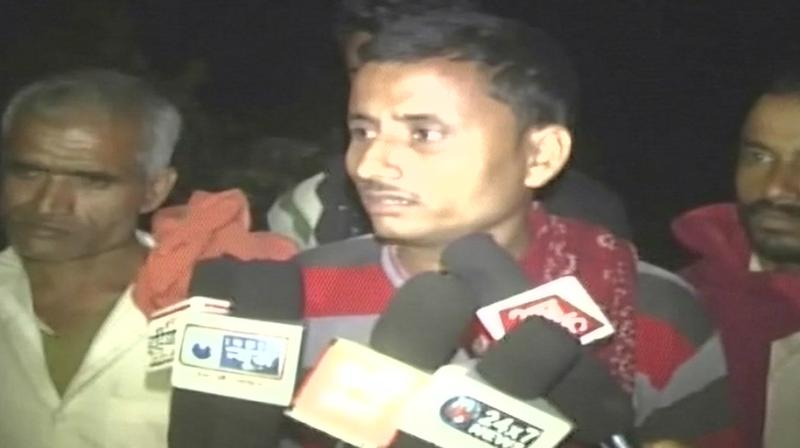 An FIR has been registered in this connection, said  Vishwanath, father of the victim. (Photo: ANI)