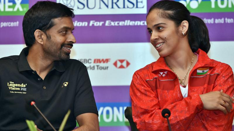 Gopichand had claimed the All England Championship in 2001, more than two decades after Prakash Padukone became the first Indian to achieve the feat in 1980. (Photo: PTI)